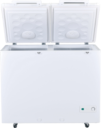 Haier Deep Freezer Hdf 545 Double Door M Abdullah