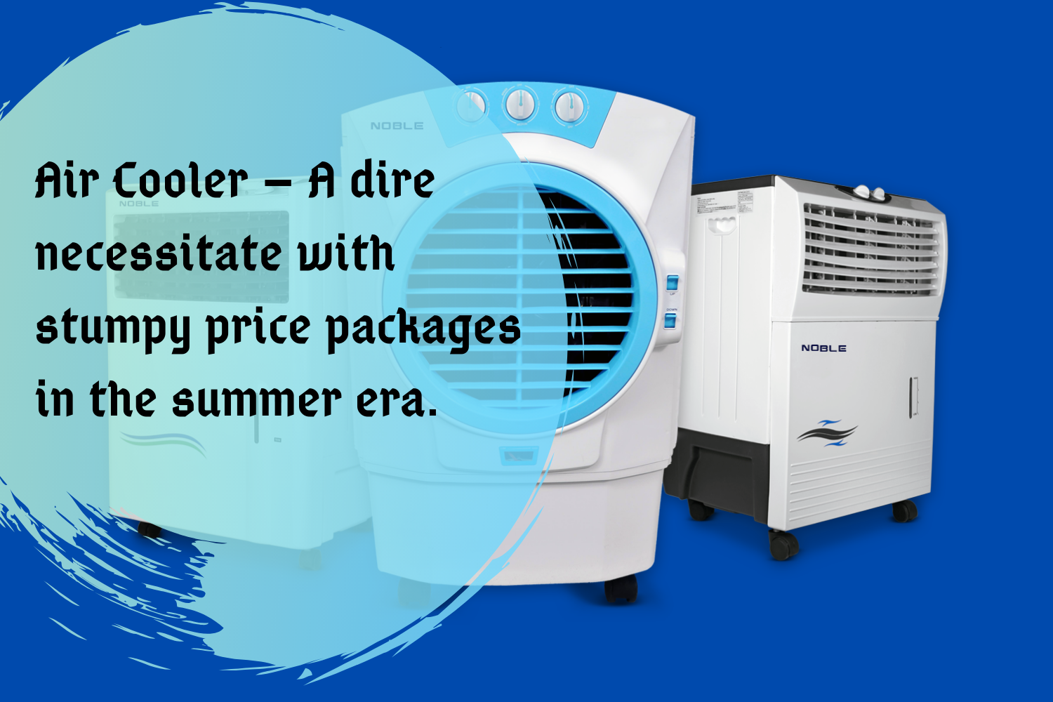 AIR COOLER PRICE IN PAKISTAN